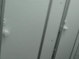 Заказ сантехнических перегородок, объект 2706