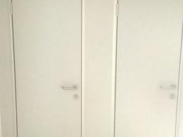 Заказ сантехнических перегородок, объект 1729