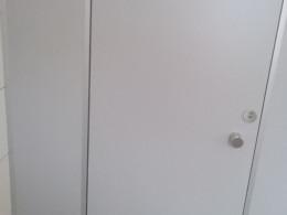 Заказ сантехнических перегородок, объект 2991