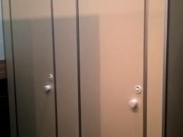 Заказ сантехнических перегородок, объект 2734