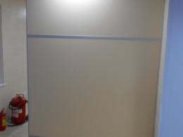 Заказ сантехнических перегородок, объект 3009