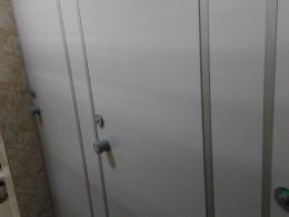 Заказ сантехнических перегородок, объект 3528