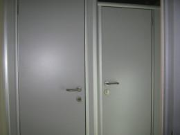 Заказ сантехнических перегородок, объект 2625