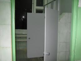 Заказ сантехнических перегородок, объект 3039